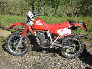 1989 Honda XR250R For Sale