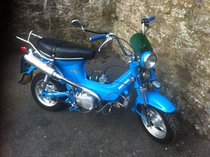 1979 Honda chaly For Sale