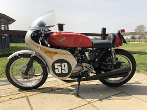 1976 HONDA HAILWOOD REPLICA CB400/4 RC181