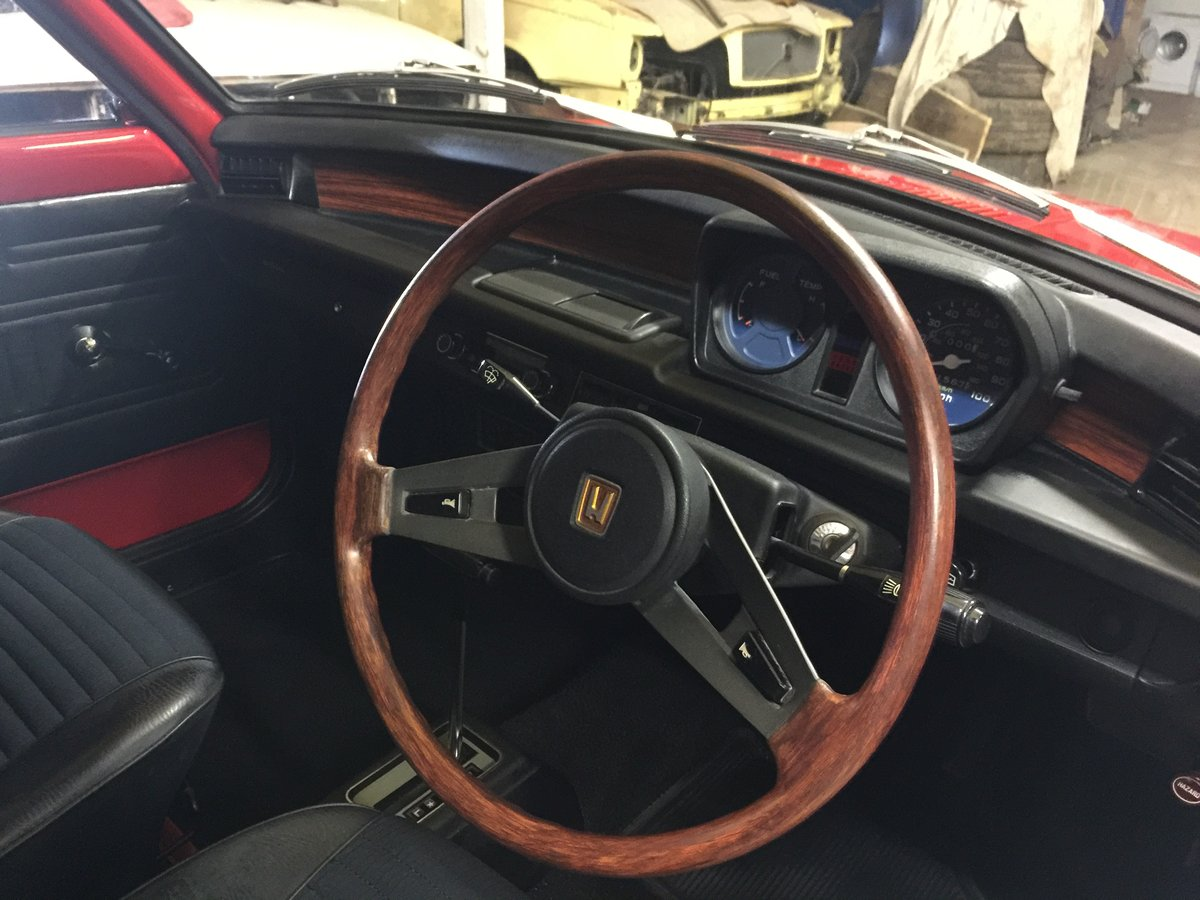 1977 COLLECTORS/MUSEUM QUALITY HONDA CIVIC 1200 MK1 For Sale (picture 3 of 6)