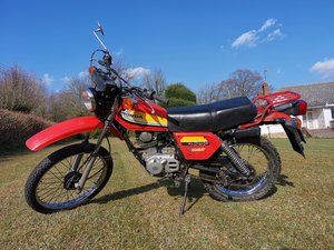 1979 Honda XL125S For Sale