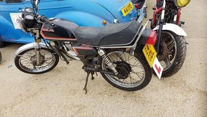 1988 Honda CG125 Project bike For Sale