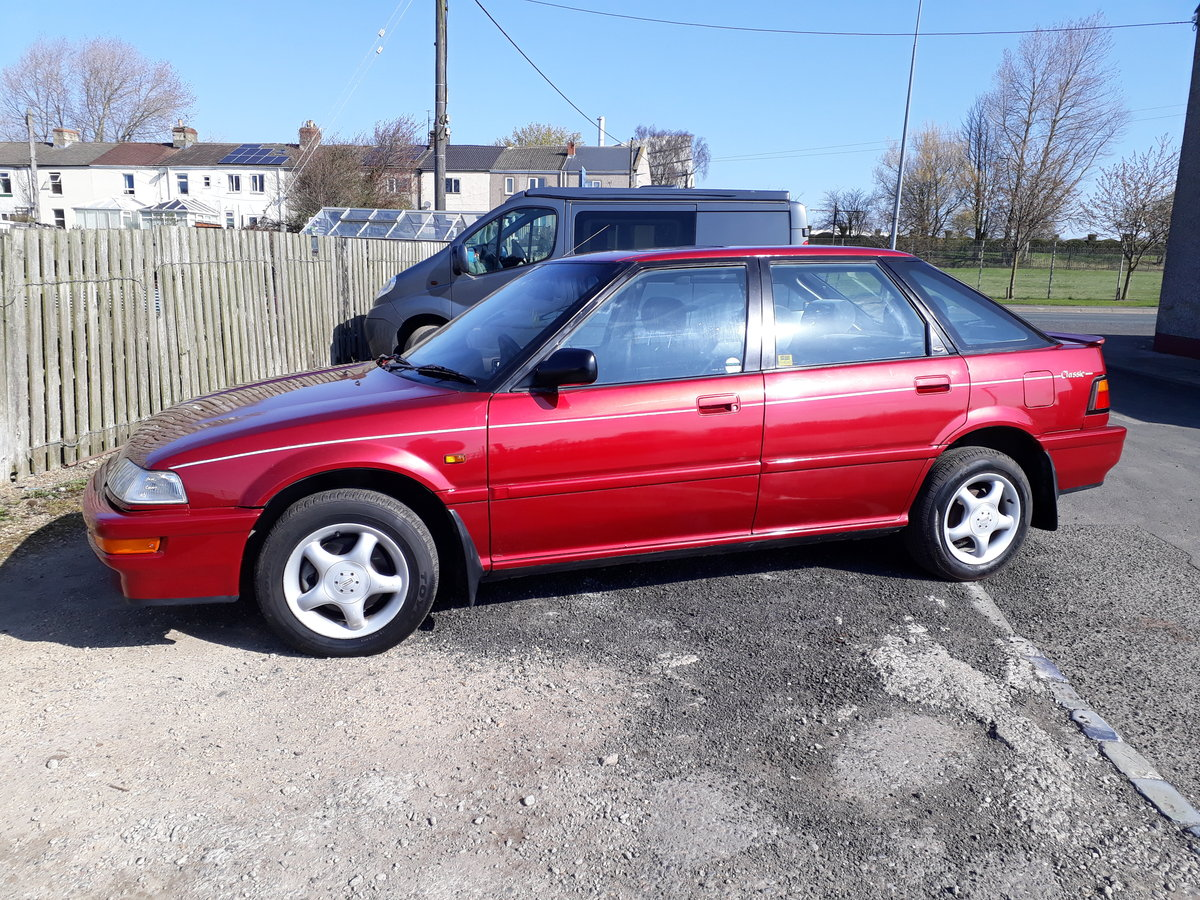 1994 unique car, 13201 miles For Sale (picture 3 of 6)
