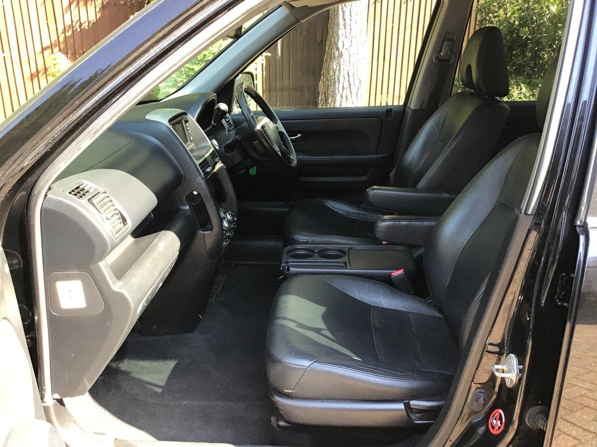 2006 Honda CR-V VTec Executive 2.0 Petrol, Automatic SOLD (picture 3 of 6)