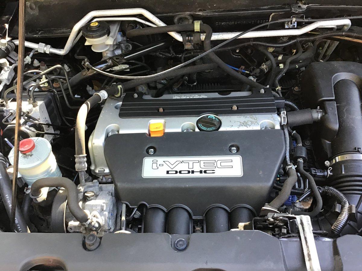2006 Honda CR-V VTec Executive 2.0 Petrol, Automatic SOLD (picture 4 of 6)