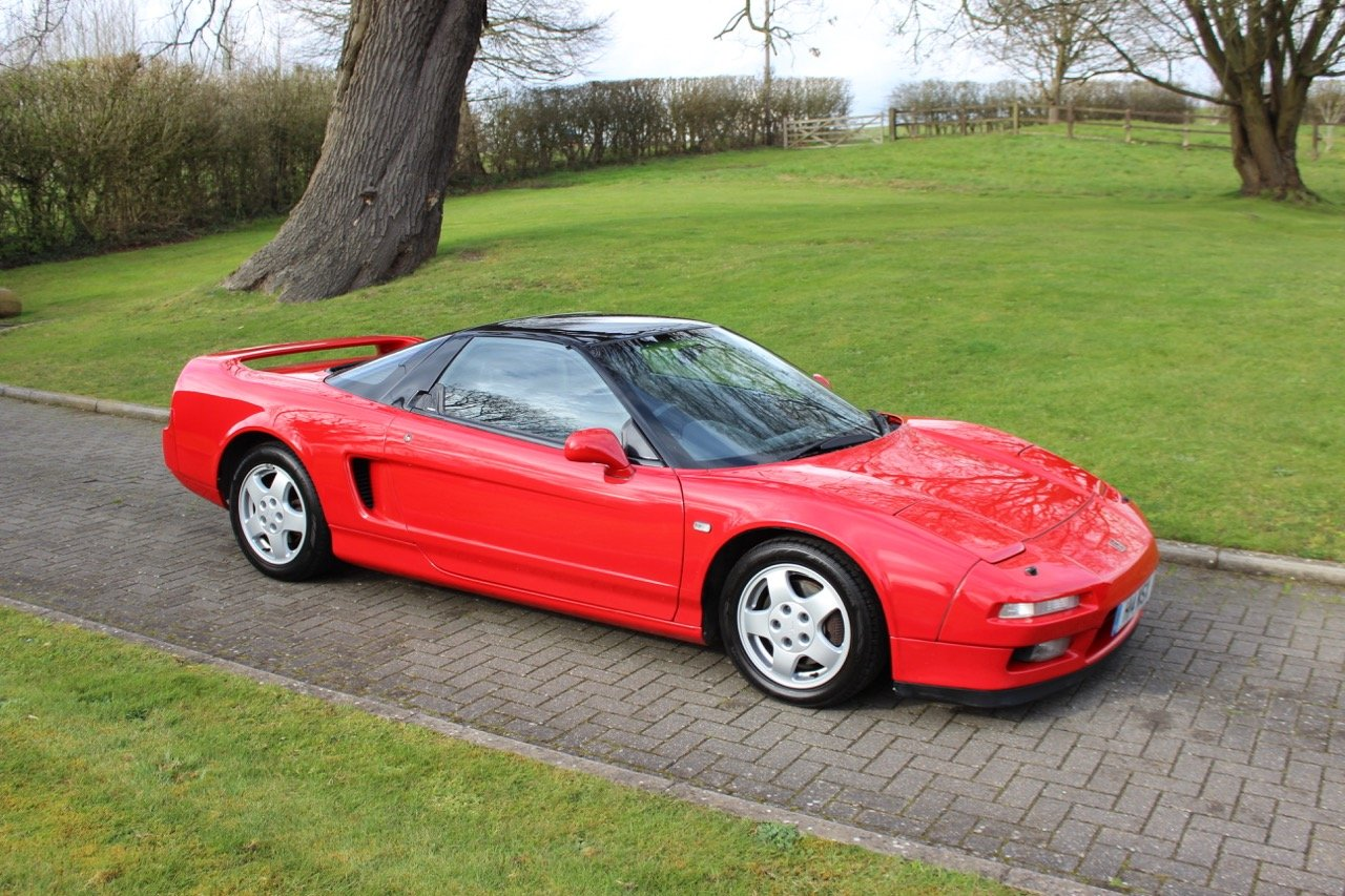 Honda NSX 1991 Manual Coupe - 180,000 miles - £30,000 SOLD (picture 1 of 6)