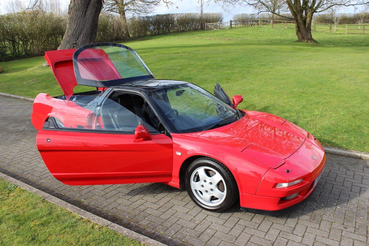 Honda NSX 1991 Manual Coupe - 180,000 miles - £30,000 SOLD (picture 3 of 6)