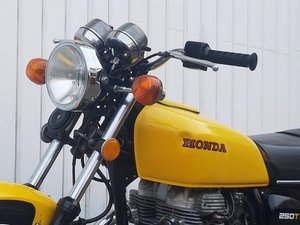 Honda CJ360T 1977 Tested with Video  For Sale