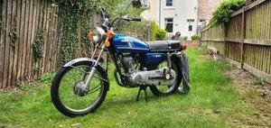 Classic Honda CG125 K1 - 1979 For Sale