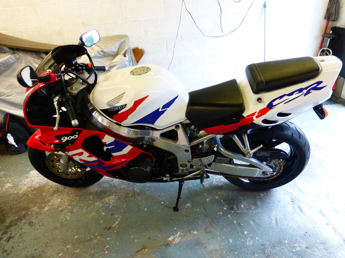 Picture of Honda Fire Blade Immaculate Condition 1997 For Sale