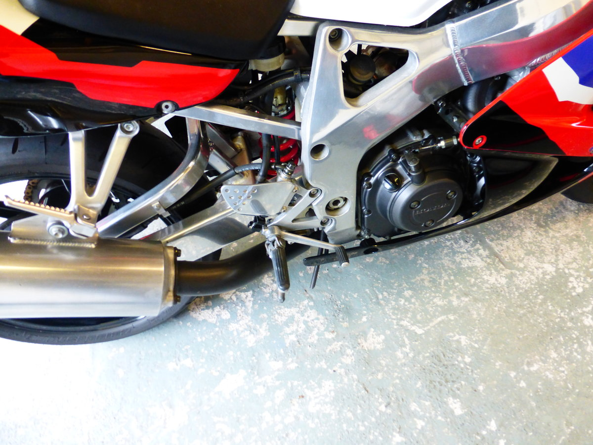 Honda Fire Blade Immaculate Condition 1997 For Sale (picture 6 of 6)