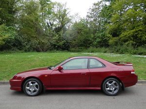 HONDA PRELUDE 2.2 VTi AUTO.. LOW MILES.. F/HONDA/S/H For Sale