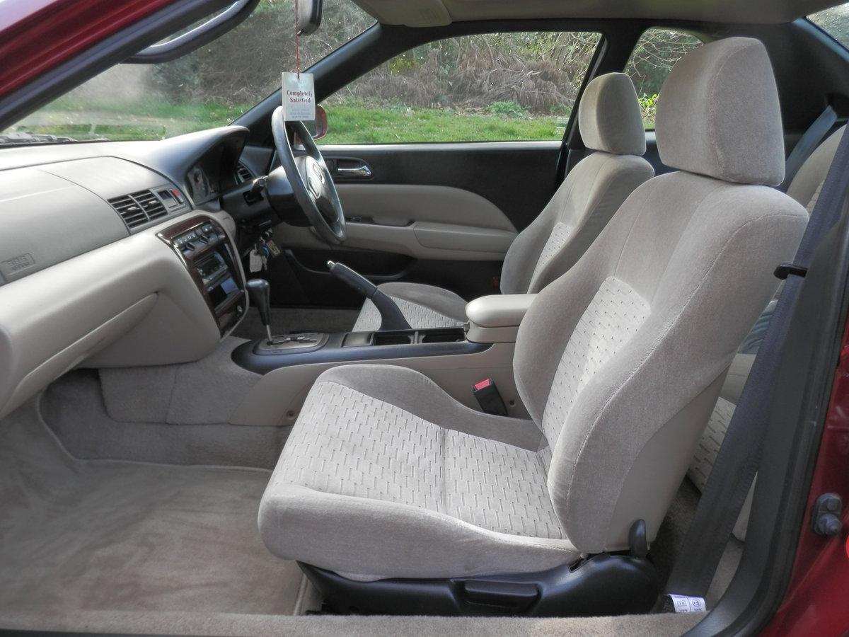HONDA PRELUDE 2.2 VTi AUTO.. LOW MILES.. F/HONDA/S/H For Sale (picture 3 of 6)
