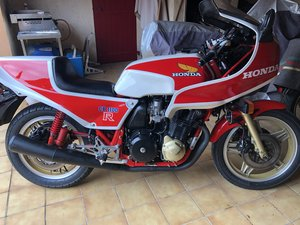 Very Nice Cb1100r 1981 For Sale