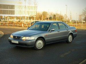 1997 Honda Legend 3.5 V6 AUTO Petrol Silver Limo For Sale
