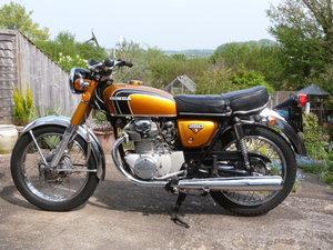 1972 HONDA CB250 K4