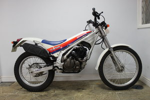 1985  Honda TLR 250 R Trials Bike  , Road registered with V5C
