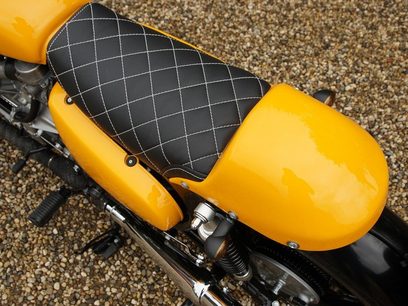 1984 Honda CX 500 Caferacer 3 owners from new, original Dutch del For Sale (picture 5 of 6)