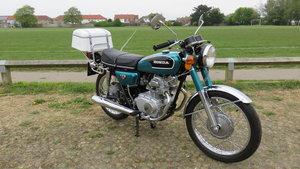 1973 Honda CB175 K6 Fully Restored (1st Prize Winner)