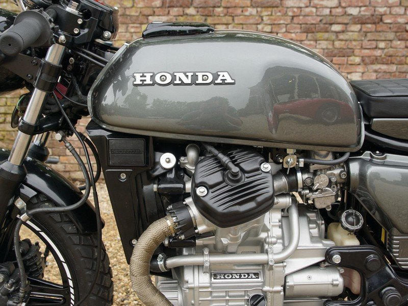 1982 Honda CX 500 Caferacer For Sale (picture 2 of 6)
