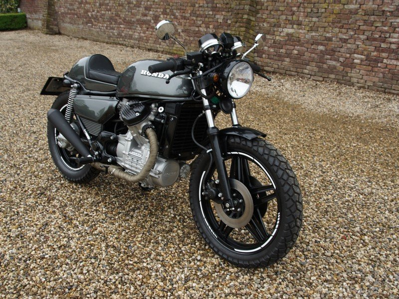 1982 Honda CX 500 Caferacer For Sale (picture 4 of 6)