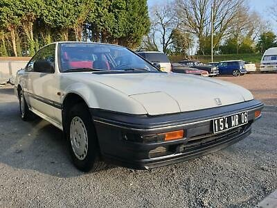 1988 Honda Prelude 2.0 EX MANUAL LHD LEFT HAND DRIVE 1 OWNER For Sale (picture 2 of 6)