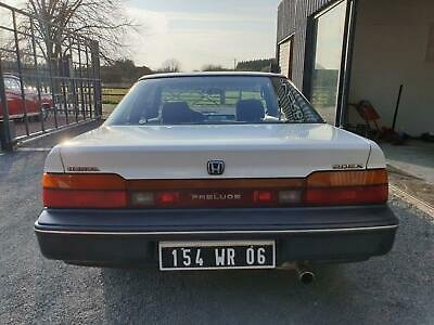 1988 Honda Prelude 2.0 EX MANUAL LHD LEFT HAND DRIVE 1 OWNER For Sale (picture 3 of 6)