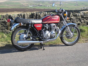 Honda CB400/4 F2,1978,Low Mileage,Very Nice Cond