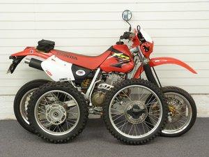2003 Honda XR400R trail motorcycle
