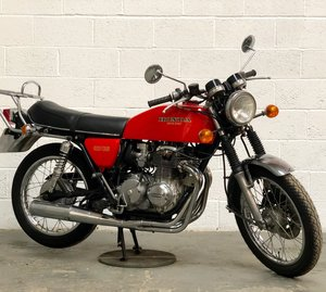 Honda 400/4 1976 Red  For Sale