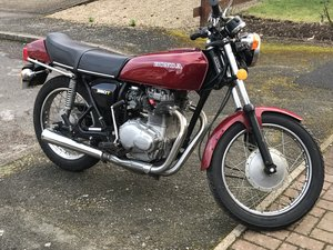 1974 Honda CJ360T CB360T, 9400 miles 2 Owners For Sale