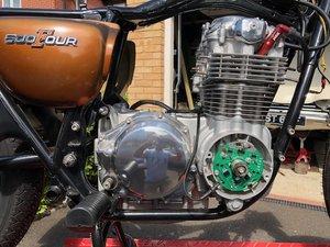 1975 Honda CB500-4