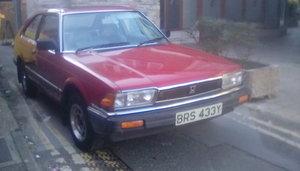 Red Honda Accord 1983 3 door Hatchback.. For Sale