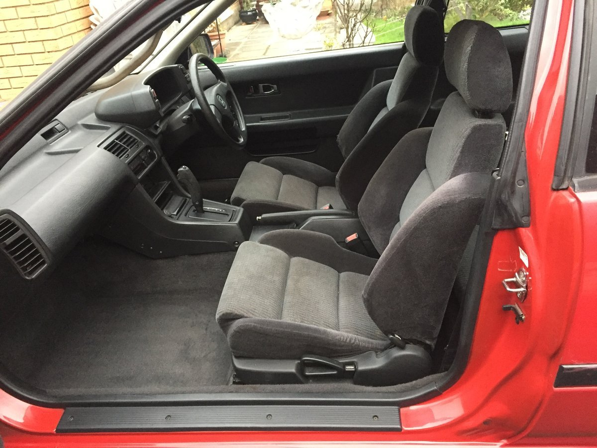 1991 Honda Prelude 2.0 EX automatic For Sale (picture 3 of 6)