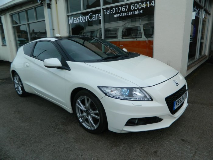 2013 2012/62 Honda CR-Z 1.5 IMA GT Coupe 73153ml Petrol/Hybrid For Sale (picture 1 of 6)