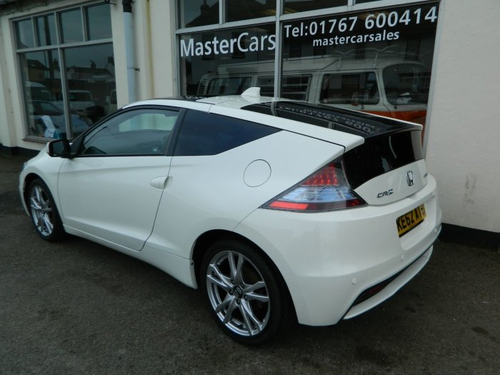 2013 2012/62 Honda CR-Z 1.5 IMA GT Coupe 73153ml Petrol/Hybrid For Sale (picture 2 of 6)