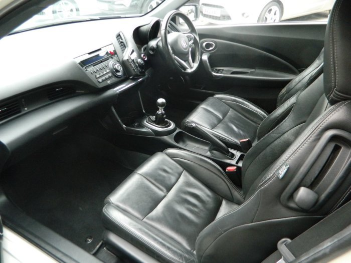 2013 2012/62 Honda CR-Z 1.5 IMA GT Coupe 73153ml Petrol/Hybrid For Sale (picture 5 of 6)