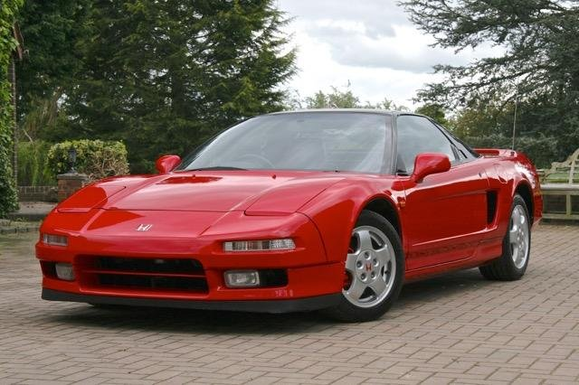 1991/J HONDA NSX 3.0 AUTO COUPE For Sale (picture 1 of 6)