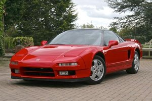 1991/J HONDA NSX 3.0 AUTO COUPE For Sale