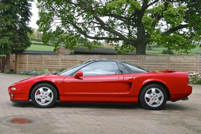 1991/J HONDA NSX 3.0 AUTO COUPE For Sale (picture 2 of 6)