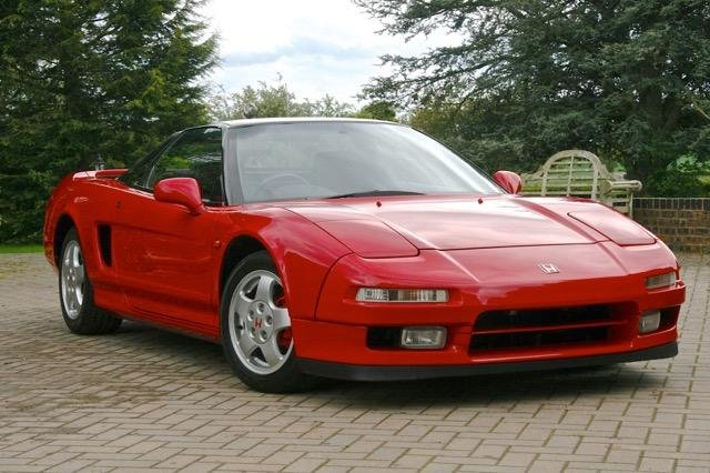 1991/J HONDA NSX 3.0 AUTO COUPE For Sale (picture 5 of 6)