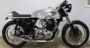 1976 Honda 750 TT Cafe Racer A One Of Commission Build Special  SOLD