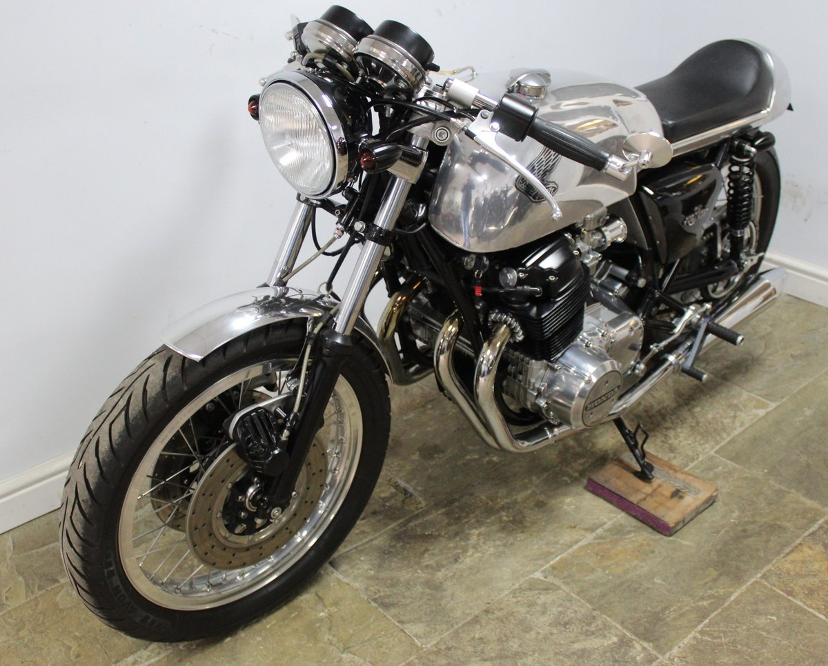 1976 Honda 750 TT Cafe Racer A One Of Commission Build Special  SOLD (picture 6 of 6)