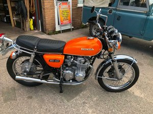 1974 HONDA CB550 FOUR For Sale