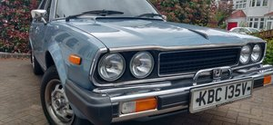 1980 honda accord 4 door auto