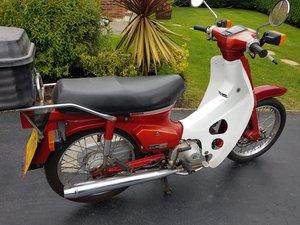 1988 Honda C90 Cub For Sale
