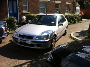 2000 Honda Civic 1.6i SE Automatic With Full Service History SOLD