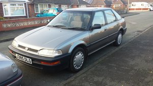 1992 Honda concerto For Sale