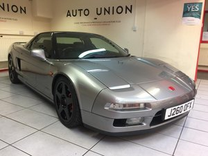 1992 HONDA NSX AUTOMATIC COUPE For Sale