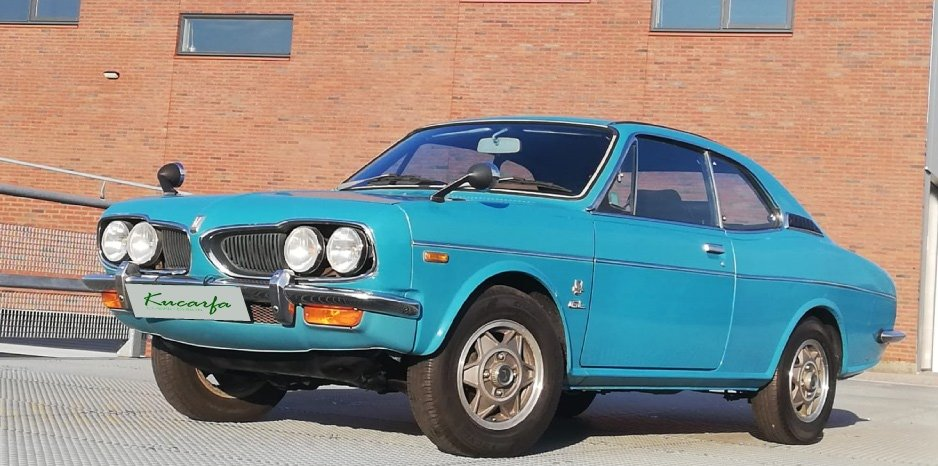 1972 Honda 1300 Coupe RHD Aircon For Sale (picture 1 of 6)